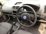2002 VW POLO 1.4 TDI MK6 9N1 5DR COMPLETE AIRBAG KIT DASHBOARD BREAKING SPARES